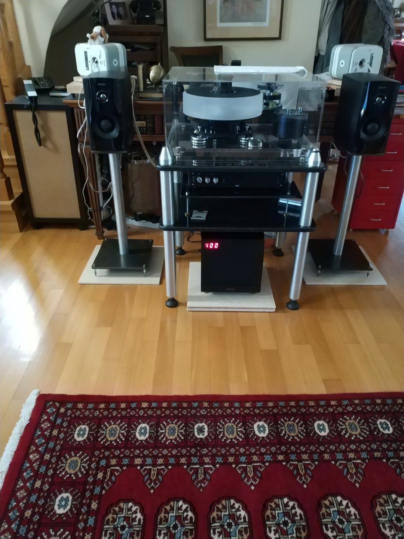 Definitive Technology Sm45 Monitors  U03ba U03b1 U03b9 Sub Supercube