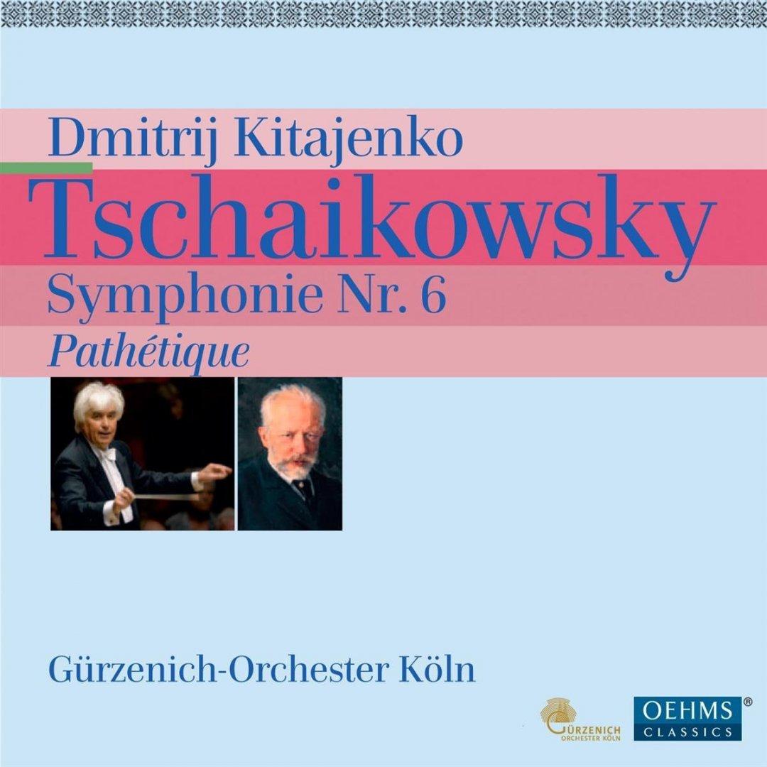 Dmitrij Kitajenko, Guerzenich-Orchestra Koeln - Tschaikowsky Symphony No. 6.jpg