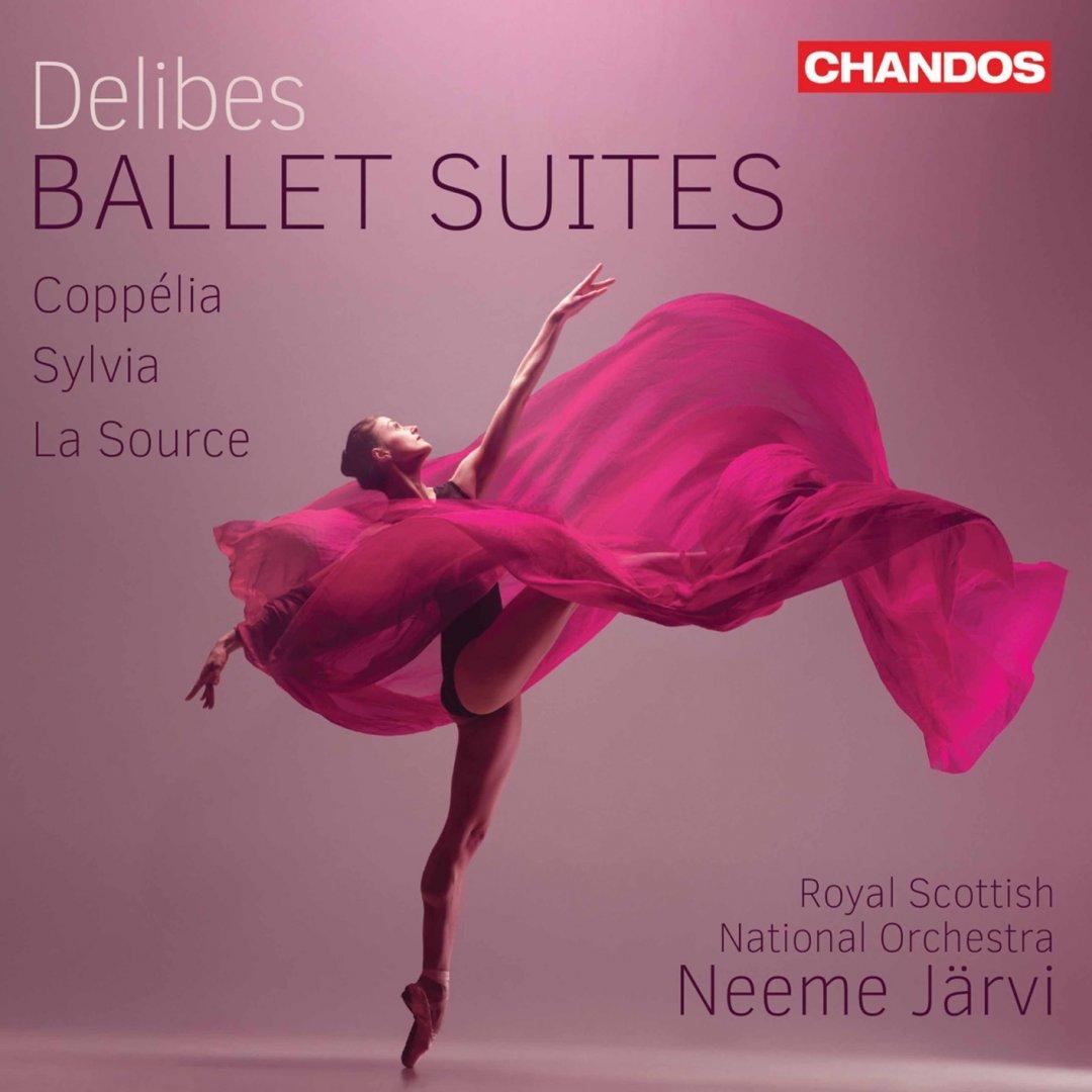 Royal Scottish National Orchestra & Neeme Järvi - Delibes Ballet Suites (2020).jpg