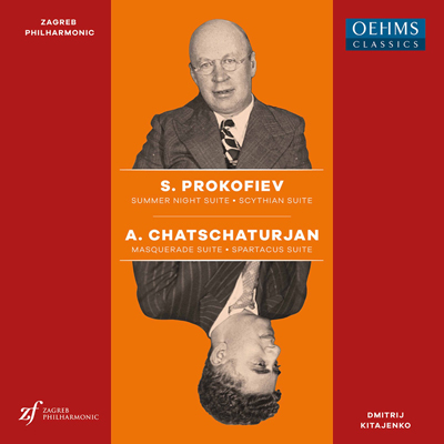 Zagreb Philharmonic Orchestra & Dmitri Kitayenko - Prokofiev & Khachaturian Orchestral Works.jpg